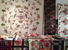 Beautiful Broderie Perse quilt!