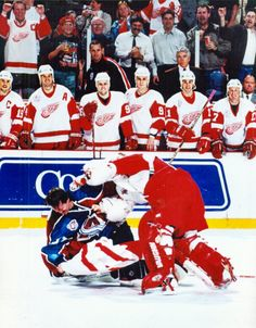 Get him Ozzie!! Love me some goalie fights
