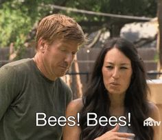 """Pin for Later: 11 Thoughts You've Probably Had While Watching Fixer Upper """"Oh god, think of the bugs! But for a Magnolia Homes remodel, I'd do pretty much anything."""""""