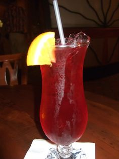 Kona Cool Sundown Recipe served at Kona Cafe in Polynesian Resort at Disney World