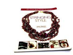 Stringing Style Make Necklaces Necklace Patterns Beading | Etsy
