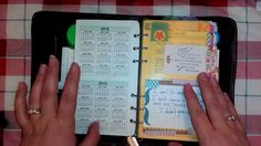 What I file in my two planner system (Filofax, Day-Timer, Franklin Covey)