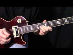 ▶ Gary Moore Inspired fast pentatonic lick lesson 2 - YouTube