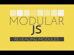 Modular Javascript #3 - Revealing Module Pattern Javascript Tutorial ...