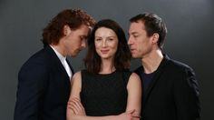In a recent chat with Deadline, our favorite threesome–Sam Heughan (Jamie), Caitriona Balfe (Claire) and Tobias Menzies (Black Jack/Frank)–discuss the varying challenges and changes of …