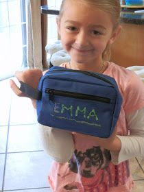 When we lived in southern California, each year I was asked to put together an emergency kit for my elementary school kids. The kits were k...
