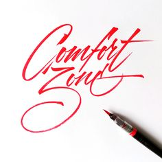 Calligraphy and lettering - 3 on Behance