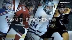 Game Seven. It's time to be the one. Own The Moment.