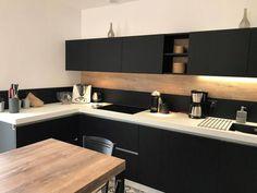 Cuisine Noire Et Bois Génial Awesome Cuisine Beige Et Bois Joshkrajcik Joshkrajcik Inspiration – Decoration Maison - #Awesome #beige #bois #cuisine #décoration #Génial #Inspiration #Joshkrajcik #maison #noire