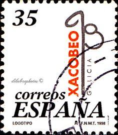 Spain.  XACEBEO 99. Scott 2927 A984, Issued ,1998 Jan 12,  Photo,  Perf. 14 x 13 1/2, 35. /ldb.