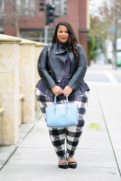 BLOG UPDATE  Your Style Your Choice - Tuck In or Tuck Out Plus Size Winter ace6f8d23b