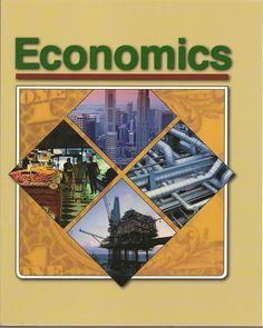 BOB JONES ECONOMICS SET