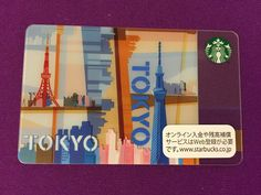 Japan Card Starbucks, Tokyo, Japan, Frame, Cards, Home Decor, Homemade Home Decor, Tokyo Japan, Okinawa Japan