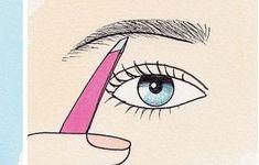 Vous avez toujours épilé vos sourcils de la mauvaise manière ! Voilà comment ça doit être fait !!
