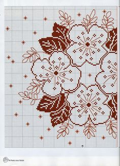 Ru / фото - natale a punto croce novembre 2009 - Cross Stitch Pillow, Cross Stitch Charts, Cross Stitch Designs, Cross Stitch Patterns, Cross Stitching, Cross Stitch Embroidery, Embroidery Patterns, Filet Crochet Charts, Cross Stitch Flowers