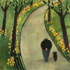 Gary Bunt - Spring