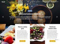 Dyad WordPress theme