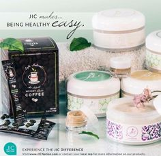 JIC Naturals is proud to introduce our all-new Wrinkle Eraser and our luxuriously rich body butters made with natural, certified ToxicFree ingredients. Discover your choice of jewelry with every JIC Naturals Body Butter