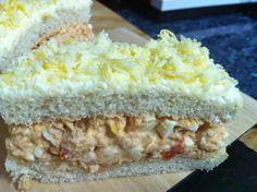 Titxenfood: Sandwich picantito de atún.