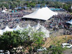 Unicamp de Portas Aberta recebe 42 mil e bate recorde de participações (Foto: Antônio Scarpinetti / Ascom)