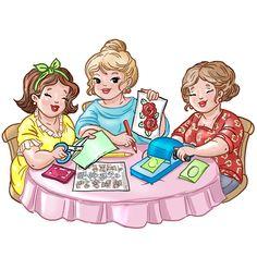 Bubbly Girls, Big Girls, Mollige Meiden Abraham And Sarah, Plus Size Art, Art Impressions Stamps, Mug Cozy, Atc Cards, Arte Pop, Big Guys, Digi Stamps, Card Sketches