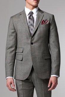 Gray Glen Plaid Suit   Indochino