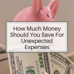 How to Save For A Backup Savings Account and the Amount You Need to Save.