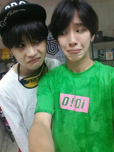 Hansol & B-Joo ♥ | Topp Dogg