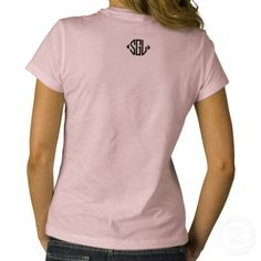 monogrammed.... Nice & suble