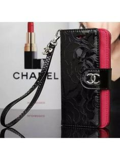 iPhone 6S Chanel hülle,iPhone 6 Ledertasche wallet case  {vG5gAs5d}