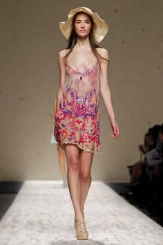 Blugirl Spring Summer Ready To Wear 2013 Milan