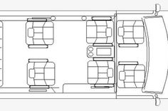 Sprinter Van Conversions Floor Plans
