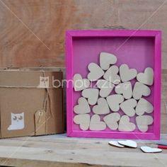 Βιβλίο ευχών κορνίζα με καρδούλες Ice Tray, Silicone Molds