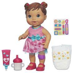 Boneca Baby Alive - Machucadinho Morena - Hasbro