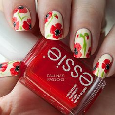 Instagram photo by paulinaspassions #nail #nails #nailart    Check out http://www.nailsinspiration.com for more inspiration!