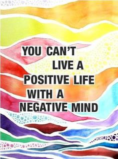 """""""It takes but one positive thought when given a chance to survive and thrive to overpower an entire army of negative thoughts."""" Robert H. Schuller"""