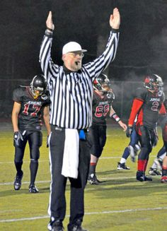 referee touch down - Google Search