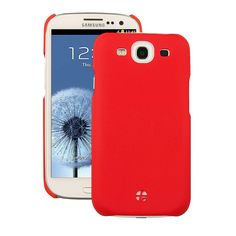 Trexta PURE SnapOn Cover [Red], Etui dla GALAXY S3
