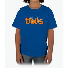 Trolls The Movie Bee Movie Young T-Shirt