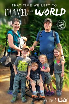 AMAZING!! I am inspired. That time we left to travel the world... with 5 kids http://jornie.com/travel-the-world-kids/?utm_content=buffer19f43&utm_medium=social&utm_source=pinterest.com&utm_campaign=buffer#comment-7737 #travelingfam