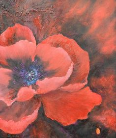 Exhibit, Poppies, Painting, Art, Art Background, Painting Art, Kunst, Paintings, Gcse Art
