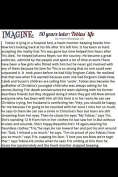 Oh. That's so sad!'  But so amazing!!!! is it bad i started crying at the 1st sentence