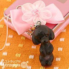 ペットラバーズ 犬種 ミニタム Toy Poodle トイプードル ブラック リボン ストラップ TS-8003 ... https://www.amazon.co.jp/dp/B01J71XRS4/ref=cm_sw_r_pi_dp_x_rjZ7ybPKN6NRJ