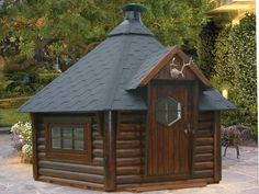 BBQ Hut from HotSpring Central. House warming pressie for ourselves?!