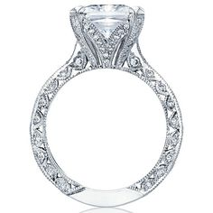 Tacori HT2602PR Engagement Ring - Tacori - Engagement Rings - Genesis Diamonds