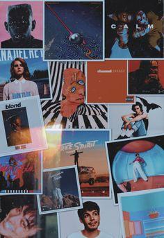 retro aesthetic album cover iphone wallpaper