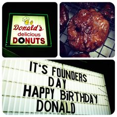 The Best Donuts anywhere !