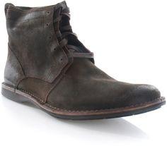 John Varvatos Calf Skin Desert Boot