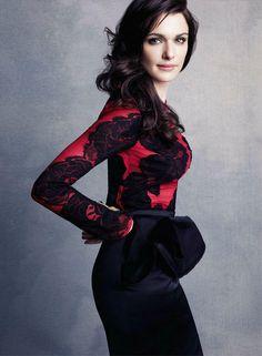 bohemea:    Rachel Weisz - Marie Claire UK by Tesh, September 2012