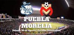 Puebla vs Morelia En Vivo Sábado 30 de Agosto del 2014 jornada 7 Liga MX Apertura 2014.  Donde ver partido En Vivo http://envivoporinternet.net/puebla-vs-morelia-en-vivo-30-de-agosto-apertura-2014/